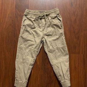5/20 carters cargo cuffed pants 3T
